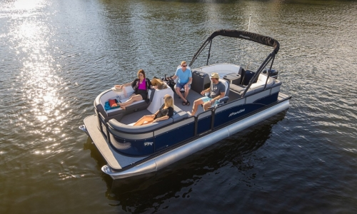 Ready to Hit the Water? Prep Your Pontoon Boat for Warmer Weather!