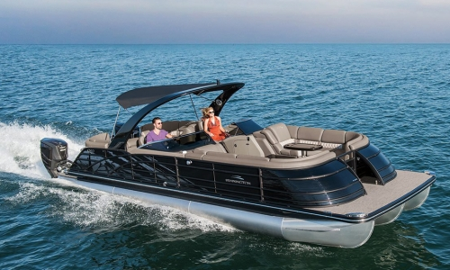 Summer's on the Way! Shop Southwest Michigan's Largest Selection of Pontoon Boats for Sale