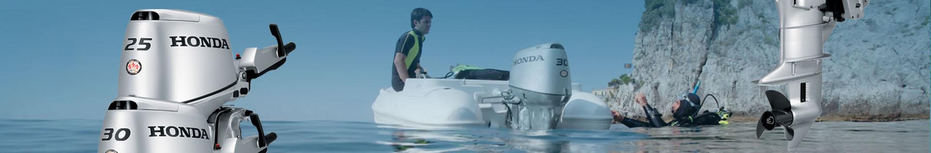 Honda Outboard Motors For Sale