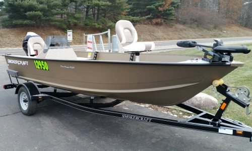 It's Time to Hit the Lake! Shop the Best Selection of Fishing Boats for Sale at Kooper's