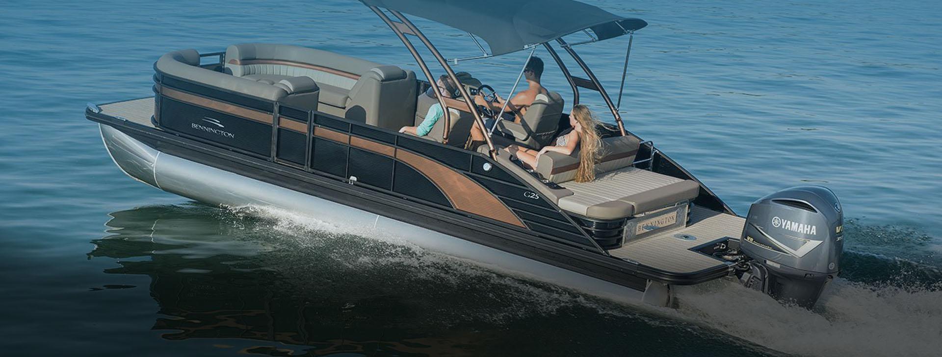 Kooper S Marine Llc New And Used Pontoon Boats For Sale